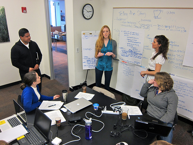 Random team vibe photo courtesty of Kevin Dooley