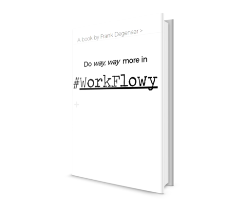 WorkFlowy Book Cover