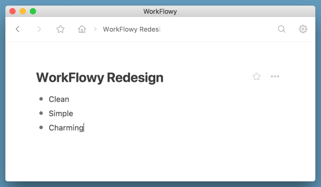 WorkFlowy Desktop 1.3.5 Crack + Free Download 2021